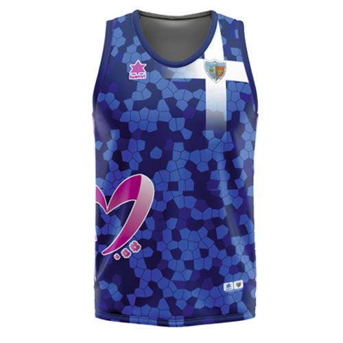 camiseta baloncesto cubre
